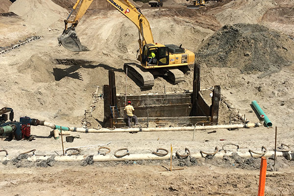 Trenching and Shoring